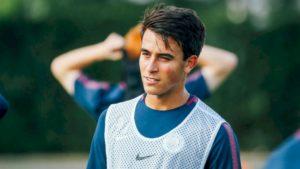 Eric Gracia Engan Perpanjang Kontrak Di Man City