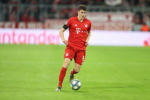 PSG Inginkan Bek Bayer Munchen Benjamin Pavard